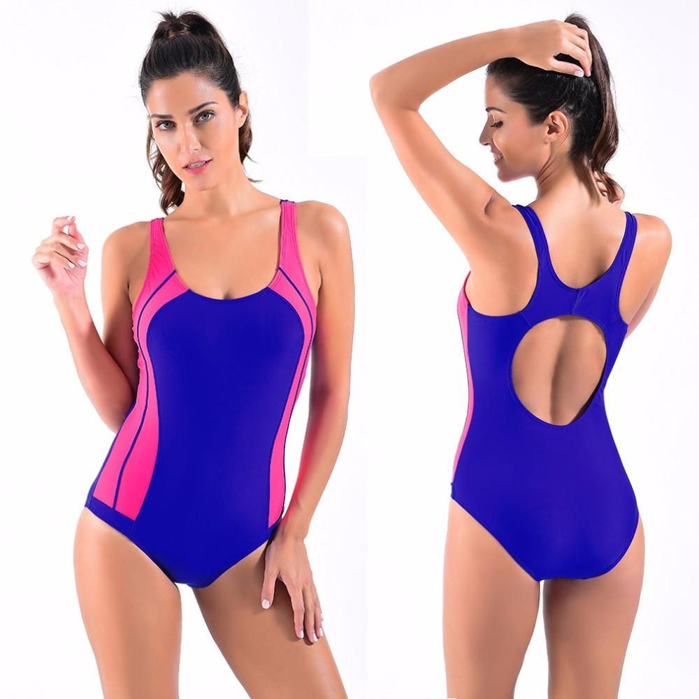 Shop print bikini set sexy halter swimsuit push up swimwear women high cut bikini bathing suit online