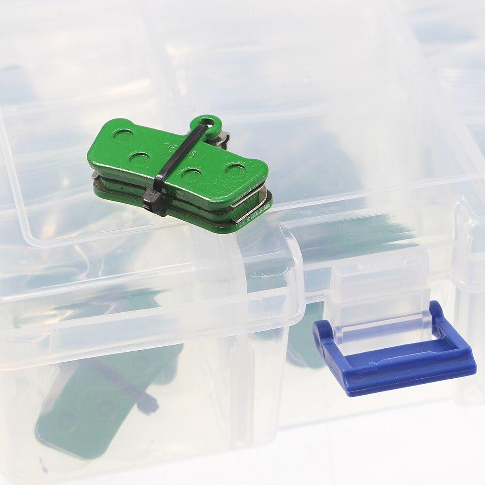 20 пар с коробкой зеленый Велосипедный Спорт Диск тормозные колодки для SRAM Avid X0 Trail для SRAM Руководство R RS РКК MTB горный велосипед дисковые тор...