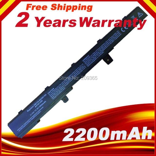 Новая Батарея для ASUS X451 X551 X451C X451M X551C X551M A31N1319 A41N1308 A31LJ91
