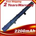 Nueva batería para asus x451 x551 x451c x451m x551c x551m a31n1319 a41n1308 a31lj91