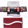 Miss doozy Eyeshadow Pallette Mica Powder Brush Blush Para Glitter Gift Cosmetic Set Naked Pallet Makeup Pallete  Eyebrow kit