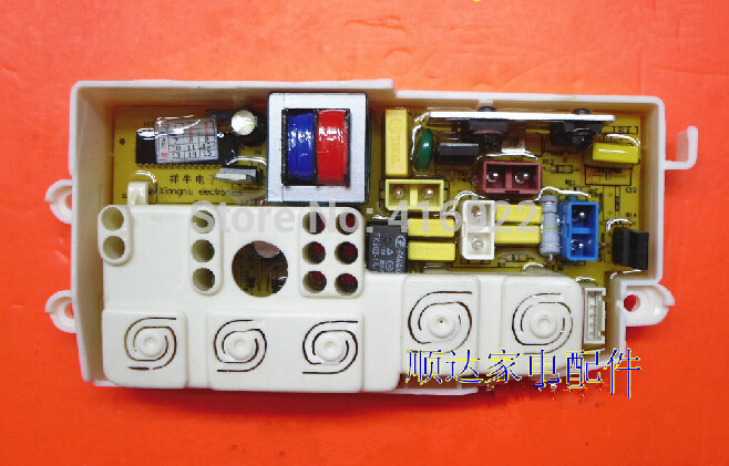 Free shipping 100% tested washing machine motherboard board For SAMSUNG XQB48-11L XQB48-21C Computer board sale