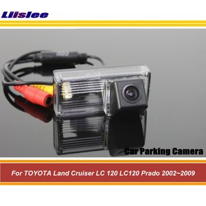 Car Reverse Rearview Parking Camera For TOYOTA Land Cruiser LC 120 LC120 Prado 2002-2009 Rear Back View AUTO HD SONY CCD III CAM