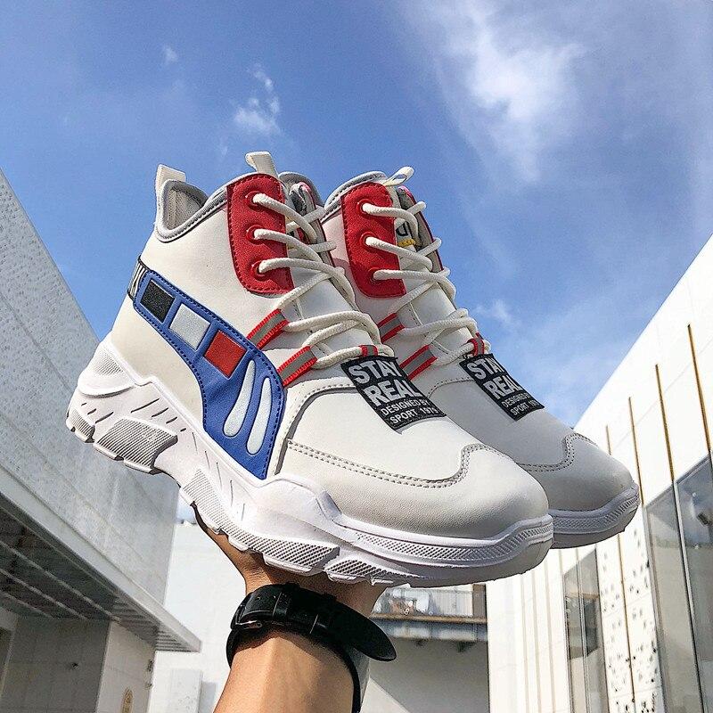 Hombres Ins Zapatillas Zapatos Tenis Hombre Los Kanye West 2019 Hop 03 02  Transpirable Luz De Hip 01 Masculino Casual Deporte ... 9dc16347b4f