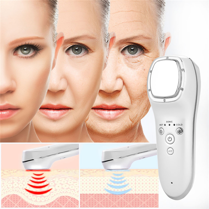 USB Ultrasonic Vibration Face Beauty Instrument Anti Aging Face Tightening Firming Massager LED Photon Therapy Face Skin Care 31USB Ultrasonic Vibration Face Beauty Instrument Anti Aging Face Tightening Firming Massager LED Photon Therapy Face Skin Care 31