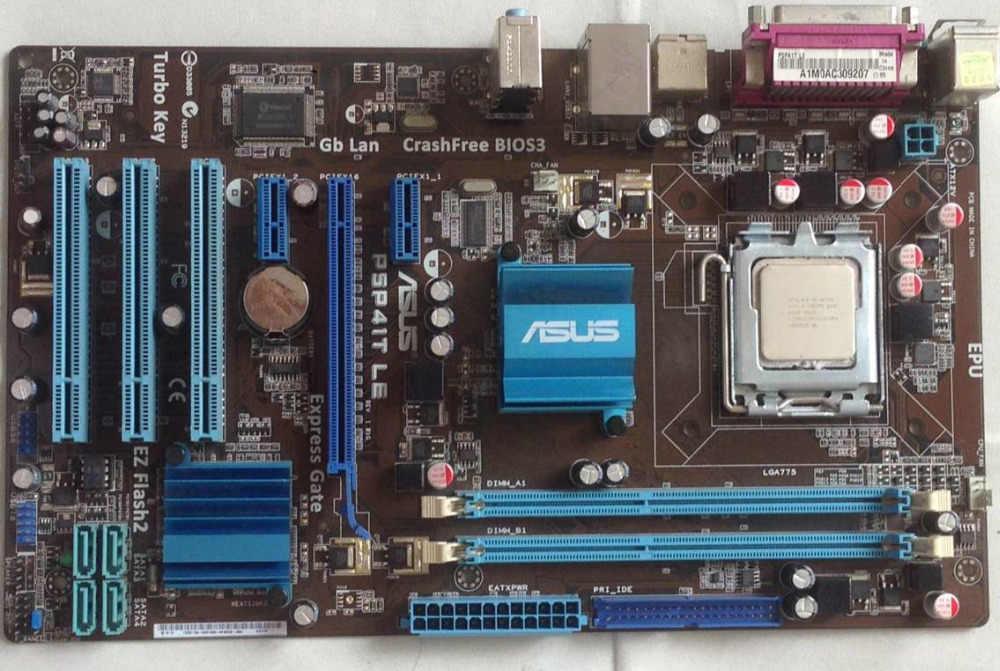 Asus P5P41T-PLUS Driver Download