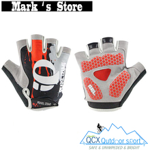 Hot Sale Comfortable Half Finger Cycling font b Gloves b font Professional Club Tour Outdoor Sports