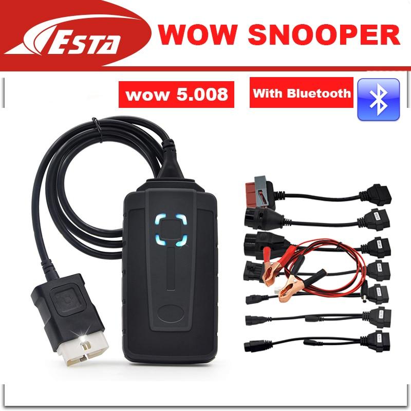 2015 R3 new version wow snooper Bluetooth tcs pro plus