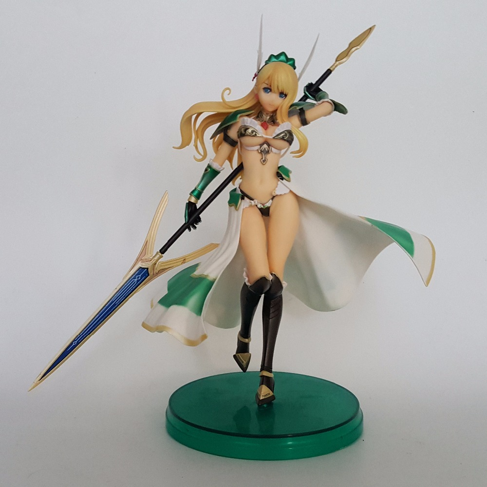 BIKINI WARRIORS Valkyrie Action Figures 250mm PVC Anime BIKINI Fighter Collectible Model Doll Toy 25cm bikini warriors valkyrie japanese anime action figure pvc collection figures toys collection