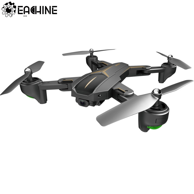 Eachine VISUO XS812 GPS 5G WiFi FPV w/ 2MP / 5MP Cámara HD 15 Minutos Tiempo de Vuelo Drone Plegable RC Quadcopter RTF Niños Regalo de Nacimiento