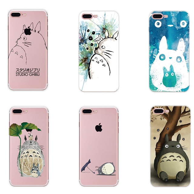 coque anime iphone 7 plus