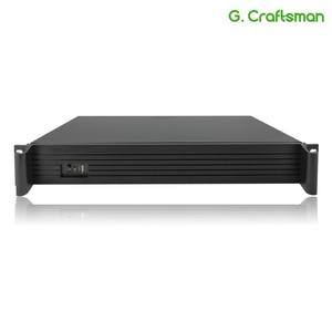 Image 1 - 64CH 4K 5MP 3MP 1080P H.265 4 HDD Профессиональный сетевой видеорегистратор 2U Сетевой Видео Регистраторы записывающая IP камера безопасности Системы г. Ccraftsman