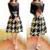 Beforw marca cintura alta plissada midi saia 4 cores saias faldas largas das mulheres da cópia floral saias longas de inverno saia feminina