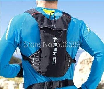Livraison gratuite sac à eau sac à vessie 5L avec 1L vessie dans le sac sac à eau courante
