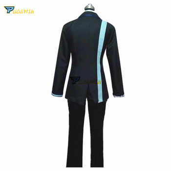 Anime Black Bullet Rentaro Satomi Cosplay Costume Custom Made Any Size