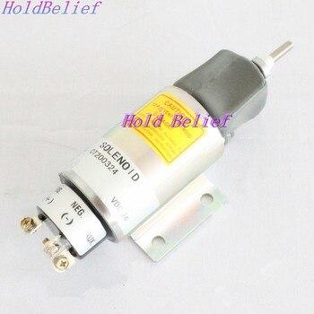 Parar solenóide CT200324M6E 2000-4519 2003E-24V T12 Para A MAN B & W Motor D2842 LE