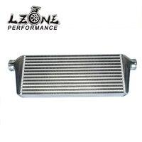 LZONE 550*230*65mm Universal Turbo Intercooler bar&plate OD=2.5 Front Mount intercooler JR IN813 25