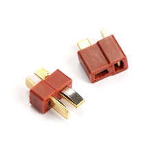 RC Lipo Battery Helicopter T Plug Connectors for ESC Battery Male Female for Deans 10 Pairs