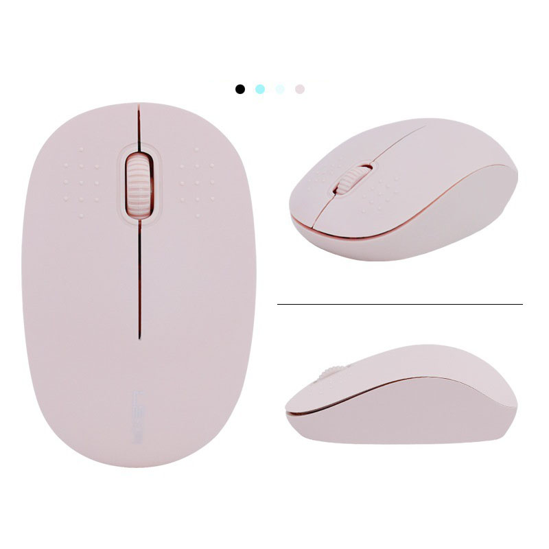 Cute Mouse Wireless Wireless Mouse for PC/Laptop/Tablet/Computer/and Mac Wireless Mouse Portable Mobile Optical Mouse