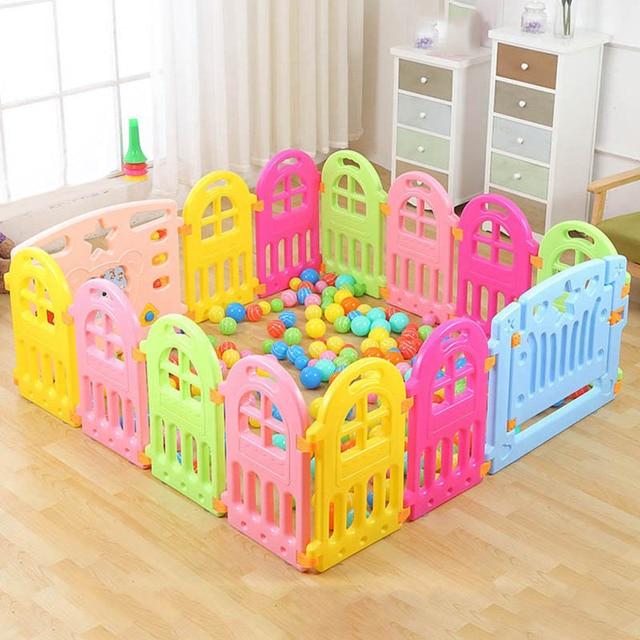 Aliexpress.com : Buy Baby Playpens Fence Kids Play Yard Barrier ...