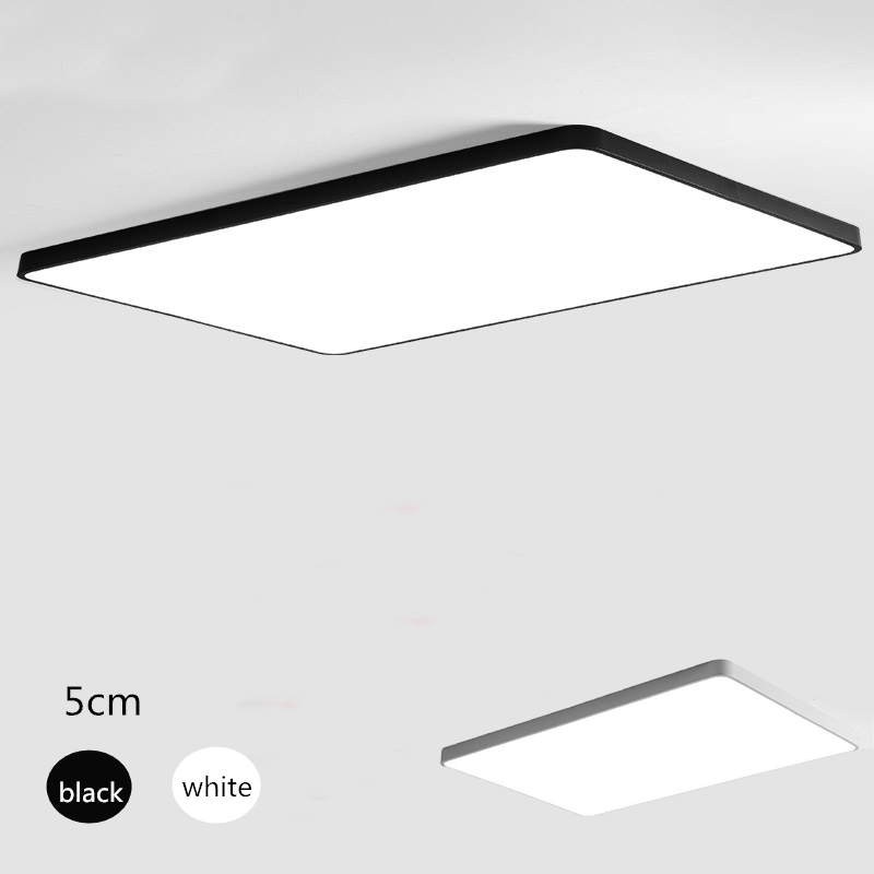 LED Ceiling Light Ultra Thin Square Ceiling Lamps Modern
