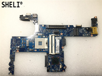SHELI For HP 8470P 8470W 6470B Motherboard integrated  686038-001