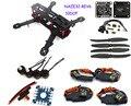 Carbon Fiber Mini Qav250 C250 Quadcopter Emax1806 Motor Bl12a Esc Flight Control Prop Drone With Fpv Camera Quadcopter