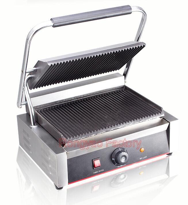 Parrilla de sándwich, molde de Waffle, Panel tostador, máquina de hacer sándwiches para desayuno, utensilios de prensado, plancha - 2