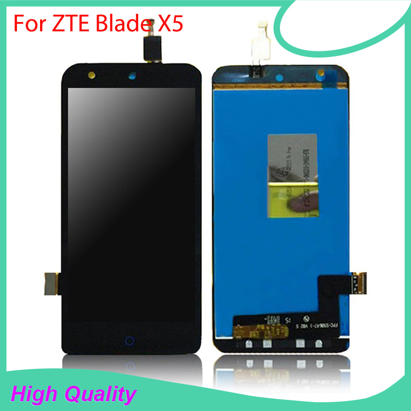 For <font><b>ZTE</b></font> Blade X5 / Blade D3 <font><b>T630</b></font> Touch Screen Digitizer Assembly Replacement 100% Tested image