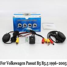 Для Volkswagen Passat B5 B5.5 1996 ~ 2005/Проводной Или Беспроводной Резервного Копирования камеры/HD Широкоугольный Объектив CCD Ночного Видения Заднего Вида камера