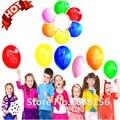 Patrulha do Presente Do Ano novo Colorido Filhote de Cachorro Ballon Balões Para O Menino Menina Patrulla Canina Globos Pat Patrouille JU8