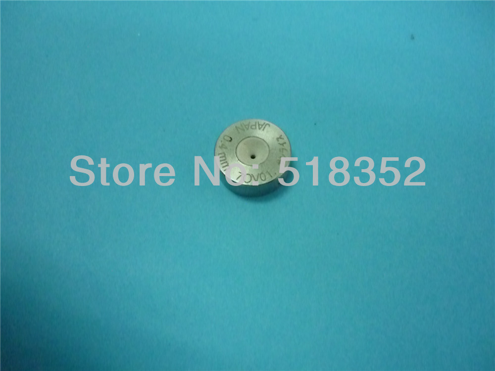 4458910 Seibu S116 Diamond Wire Guide Upper and Lower 0.21mm/ 0.26mm/ 0.31mm for WEDM-LS Wire Cutting Machine Parts a290 8110 x715 16 17 fanuc f113 diamond wire guide d 0 205 255 305mm for dwc a b c ia ib ic awt wedm ls machine spare parts
