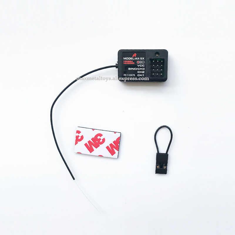 WPL 1 アップグレードトランスミッタ OP フィッティングアクセサリーフルスケールのリモートコントロールモデル/船モデル汎用 3 チャネル伝送