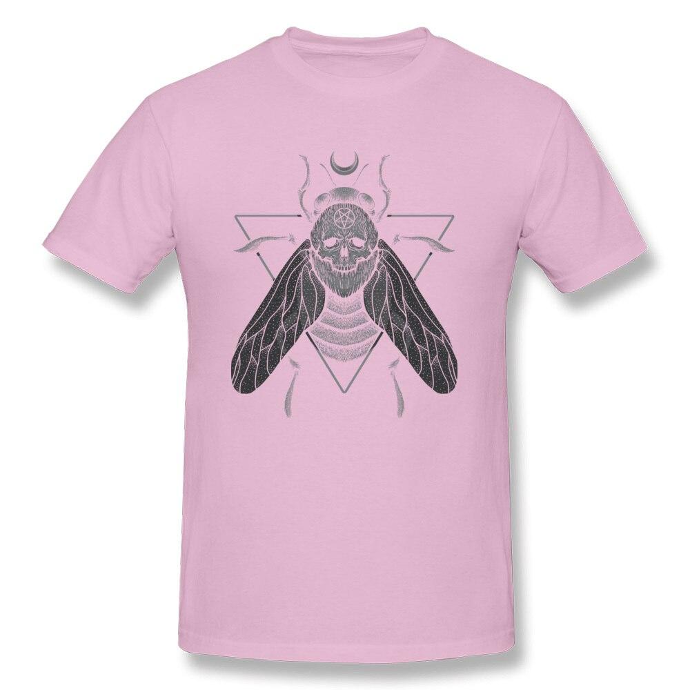Pestilence High Quality Short Sleeve Print Top T-shirts 100% Cotton O Neck Men's Tops Shirts Clothing Shirt Summer Fall Pestilence pink