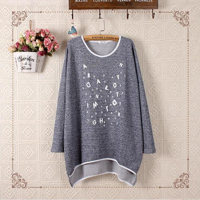 Women Maternity Tops T-shirt Clothes Pregnant t shirt Women Fashion style Cotton Clothes With Text  Plus Size