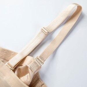 Image 5 - Delimira Womens No Padding Underwire Ultra Support Convertible Strapless Bra