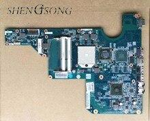 Hp CQ62 G62 DDR3 laptop anakart 597674-001,100% Test ve iyi çalışır durumda garantili!!