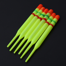 Hot Fishing Floats 15Pcs Vertical Buoy Sea Fishing Waggler Reed Float Attachment Rubbers Fishing Lures Carp Fishing Tools