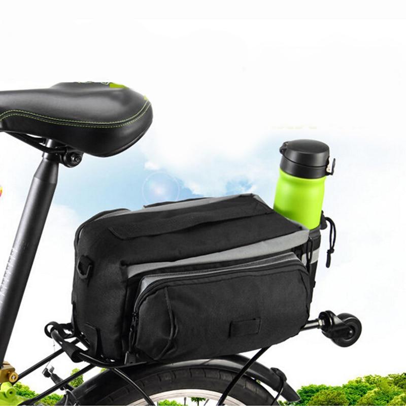 Bicycle Bike Rear Top Tube Bag Waterproof MTB Mountain/Road Saddle Cycling Seat Tail