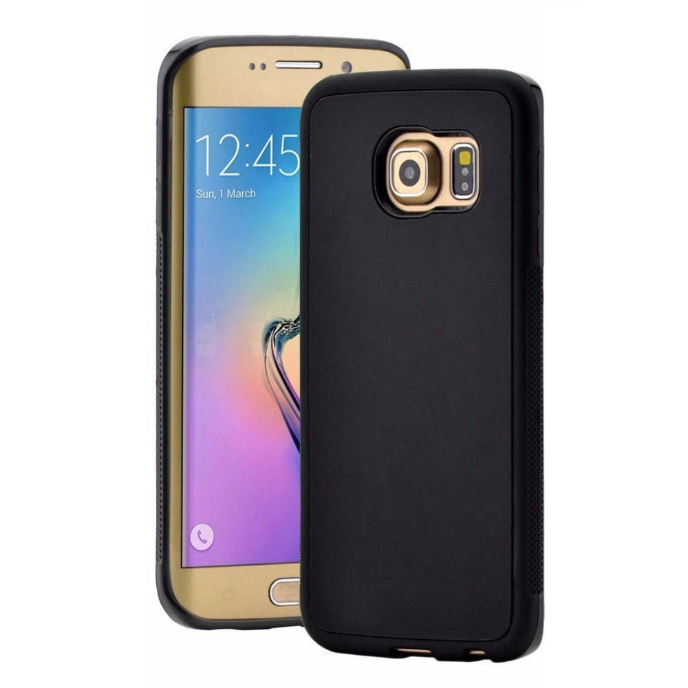 new products 469e9 0694c US $4.99 |For Samsung Galaxy S6 Edge Plus Anti Gravity Phone Case S7 Nano  Stick No Glue No Magnet Magic Sticky Back Case Cover Hands Free-in Fitted  ...