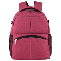 Insular Fashion Large Capacity Mommy Baby Diaper Backpack