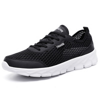 2019 spring and summer men's shoes breathable casual shoes men's fashion comfortable belt outdoor sports shoes XL 38 48