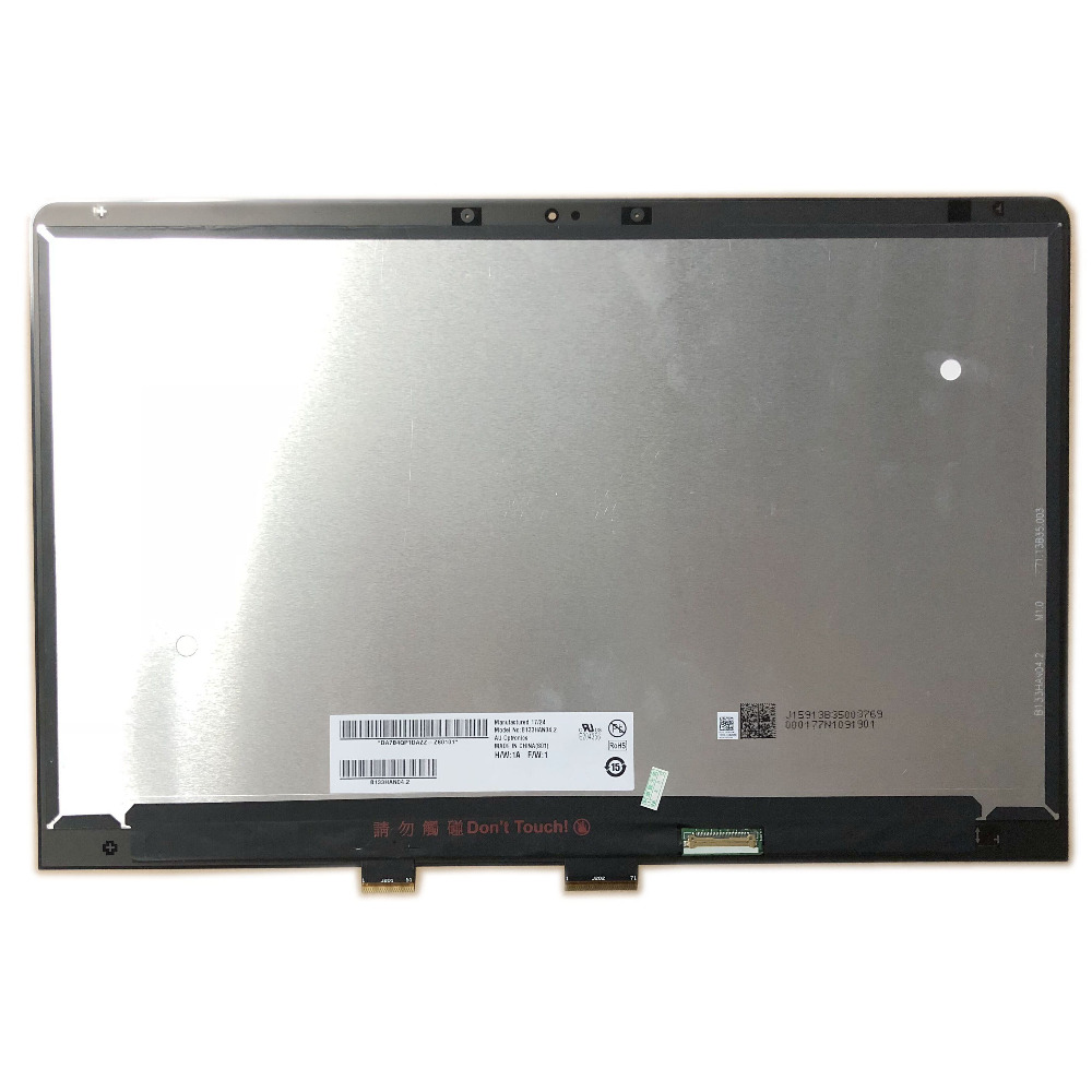 Laptop Lcd Screen Laptop Accessories For Lenovo Yoga 2 13 Lp133wf2 Touch Digitizer Lcd Display Assembly Frame 1920x1080