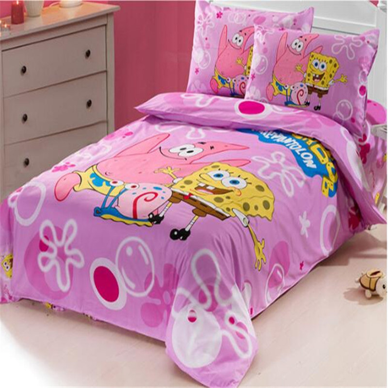Popular Spongebob Comforter Cheap
