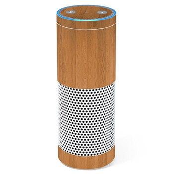 Piel protectora personalizable OEM precio de fábrica pegatina para Amazon echo