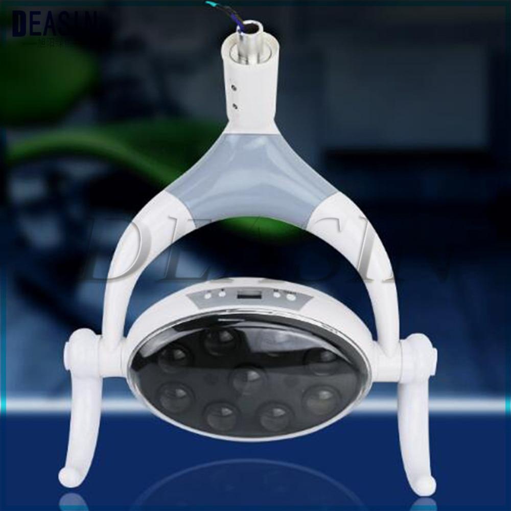 High-quality 9 LEDs dental lamp with Sensor Oral Light Lamp implant surgery lamp shadelessHigh-quality 9 LEDs dental lamp with Sensor Oral Light Lamp implant surgery lamp shadeless