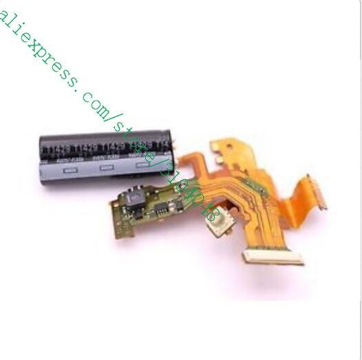 For Sony HX50 HX50V DSC-HX50V DSC-HX50 DSC-HX60V DSC-HX60 Top Cover Flash Control Board Flex Cable Repair Parts