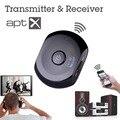 Avantree Saturno comutável 2-em-1 Portátil adaptador Bluetooth transmissor e receptor com codec APTX para Excelente Qualidade de Som