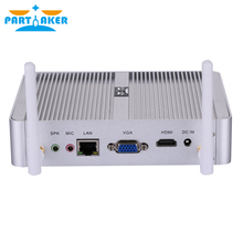 Ready to Ship In Stock Fast Dispatch Fanless Mini PC with Win 10 Pro Linux Ubuntu