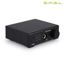 SMSL M3 CS4398 DAC Amplificador de Auriculares AMP OTG/PC USB/Óptico/Coaxial All-in-one Hifi 24Bit 96 KHZ USB Hd Decodificador de Audio De Alta Fidelidad